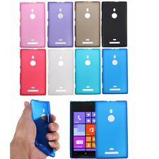 Slim Matte Durable Cover Custodia Soft TPU Gel Silicone Case Per Nokia Lumia 925