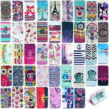 Flip Wallet Leather Case Cover Shell Housing for Samsung Galaxy S5 i9600 G900