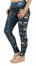 Philadelphia Eagles Logo Thematic Print Womans Leggings Yoga Pants Tights NFL