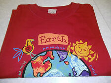 Red Earth Tribe Short Sleeve T-Shirts - Special Offer £1.50 -  Made for M&S