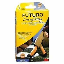 Futuro Ultra Sheer Women's Knee Highs Mild 8-15 Mmhg Compression Vein Therapy