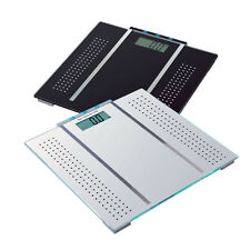 NEW DIGITAL ELECTRONIC LCD BMI CALORIE & BODY FAT BATHROOM WEIGHING SCALE
