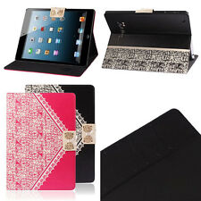 Fashion Fresh Cute Flip Leather Case Cover For iPad Mini 1 2 3 Retina Gayly
