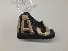 ADIDAS X JEREMY SCOTT LETTERS TD TODDLER BLACK GOLD SNEAKER M18991