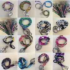 Vera Bradley - Clip & Key Ring Lanyard new and old pattern