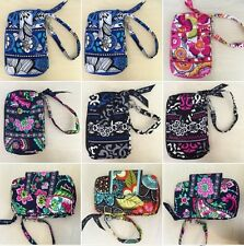 Vera Bradley Carry it all  Wristlet  Wallet new and old pattern