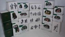 Dept 56 Dickens Village - Accessories - Not Sold As A Set -  Your Choice - Lot 1
