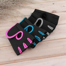 Sport Fitness Cycling Gym Half Finger Weightlifting Gloves Exercise Training SY