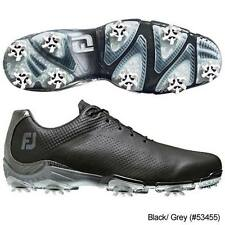 NIB Footjoy DNA Dryjoys Next Advancement Golf Shoes Black/Grey #53455