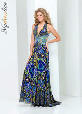 Tony Bowls 115750 Long Evening Dress ~LOWEST PRICE GUARANTEE~ NEW Authentic