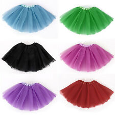 Kid Baby Girls Infant Tutu Dancewear Skirt Ballet Dress Clothes Costume