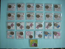 LUCKY SIXPENCE. WEDDING. ANNIVERSARY. ENGAGEMENT.CHRISTENING. NEW BABY