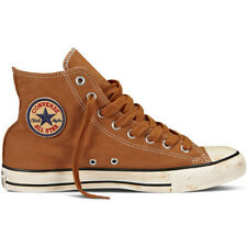 Converse Chuck Taylor All Stars Hi Unisex Shoe Brown All Sizes