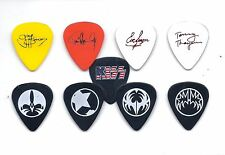 KISS ALIVE 35 and KISS ICON GUITAR PICKS!  $2.95 each pick w/FREE SHIPPING!