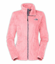 NEW Women's North Face ballet pink OSITO 2 Jacket  Fleece size S XL new!