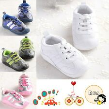 1-2 year-old Children Kids Baby crib shoes boy girl sneakers 6-24 months Running
