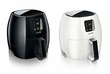 Philips Avance AirFryer XL Low-Fat Fryer Multicooker w/ Rapid Air Technology