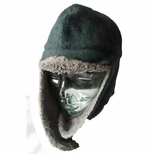 Swiss Army Vintage Extreme Cold Winter Mountain Wool / Polyester Trapper Hat