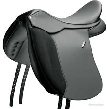 "Wintec 500 Wide - Dressage Saddle - CAIR - 16.5"",17"",17.5"",18""Easy Fit Solution"