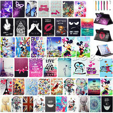 """New Universal Folio Stand Case Cover for 7"""" 10'' 10.1""""inch Android Tablet PC MID"""