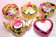 Bandai Sailor Moon Gashapon transforma​tion Compact mini Mirror Figure
