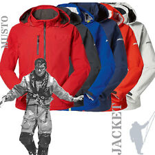 MUSTO SB0141 Corsica BR1 Ripstop Water and Windproof Sailing Jacket (6 Cols)