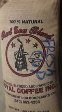 3 - 22 lb Green Coffee Beans Red Sea Blend of Yemen & Ethiopia  Fast Shipping
