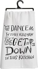 Whimsical Kitchen Dish Towels Tea Towel - Variations of Sayings To Pick From
