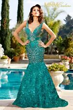 MNM Couture 7662 Evening Dress ~LOWEST PRICE GUARANTEE~ NEW Authentic