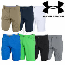 2015 Under Armour Mens UA MatchPlay Flat Front Golf Shorts - 1253487