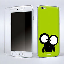 """Green Decal Vinyl Skin Sticker Cover Protector W/Screen Film For iPhone 6 4.7"""""""