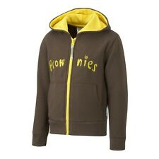 """BROWNIE HOODED TOP BRAND NEW ALL SIZES AVAILABLE 24"""" - 34"""" DAVID LUKE"""