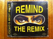 Michael Jackson, Remind Remix, VERY RARE Extended 4 Track CD - New Not Sealed