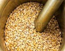 Organic Flaxseed Golden Linseed   20g  to  1kg