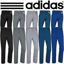 """NEW 2015"" ADIDAS PUREMOTION® CLIMALITE 3-STRIPE MENS GOLF TROUSERS / PANTS"