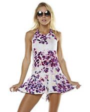 New Somedays Lovin Women's Lonely Floral Halter Womens Jumpsuit Women's Rompers
