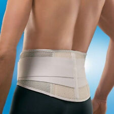 Futuro Stabilizing Lumbar Back Brace Strained Aching Support Pain Relief Adjust