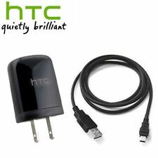 Original HTC Home Wall Home Charger Micro USB Data Cable for HTC One Desire