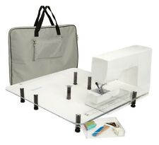 Bernina Aurora 440-QE  ULTIMATE Extension Table Pack 18X24 24X24