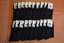 100% cotton casual plain socks with elastic band,12 pair pack,Sock Size;7-9,9-11