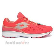 Shoes Lotto Ariane III W R5986 Women's Running Rose Pink Fluo moda fashion Nylon
