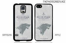 Game of Thrones House Stark Sigil Winter is Coming Sigil Phone Case Cover!