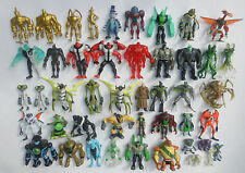 Ben 10 Action Figures 10cm-CHOICE of 220 Omniverse,Haywire,Ultimate,Alien LIST 4