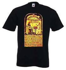 ALEISTER CROWLEY STELE OF REVEALING T-SHIRT - Pagan Occult Thelema Magick Satan