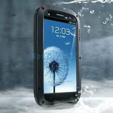 Metal Aluminum Water/Duty Proof Case For Samsung Galaxy S3 S4 i9500 S5