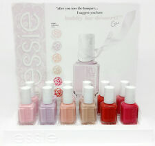 ESSIE NAIL LACQUER - Bridal 2015 - HUBBY FOR DESSERT - 0.46oz - Pick any Color