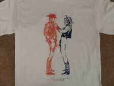 COWBOYS T-SHIRT SEX PISTOLS SID VICIOUS SEDITIONARIES WESTWOOD PUNK