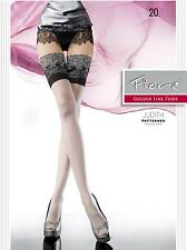 "Patterned Hold-Ups by Fiore ""JUDITH""  ***FREE POSTAGE***"
