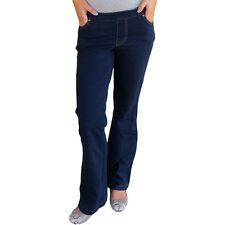 Pajama Jeans Boot Cut Store Returns Inspected By Evelots (XS,S,M,L,XL,1X,2X,3X)