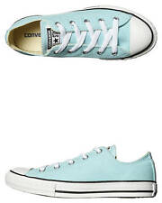 New Converse Kids Chuck Taylor All Star Seasonal Shoe Children Girl's Shoes Blue